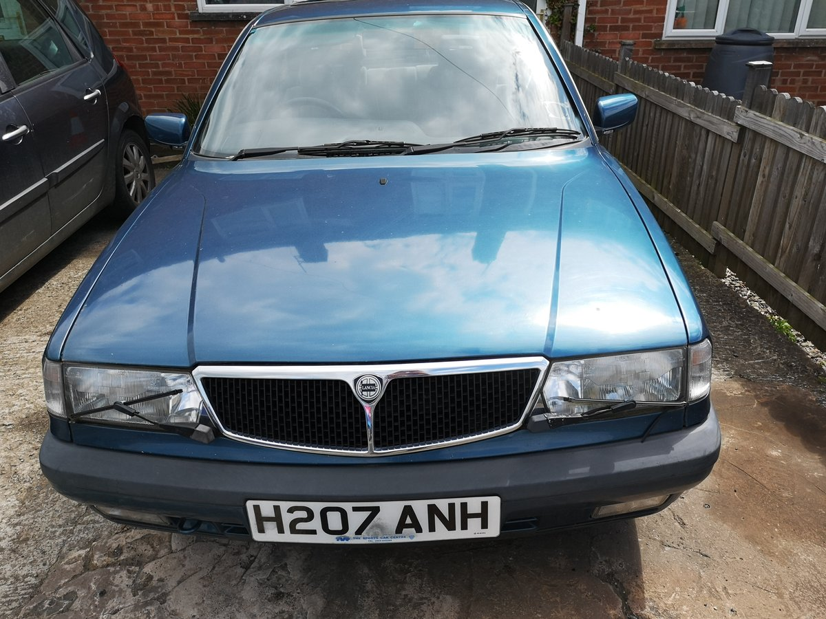 1990 Lancia Dedra for sale - perfect project For Sale (picture 1 of 6)