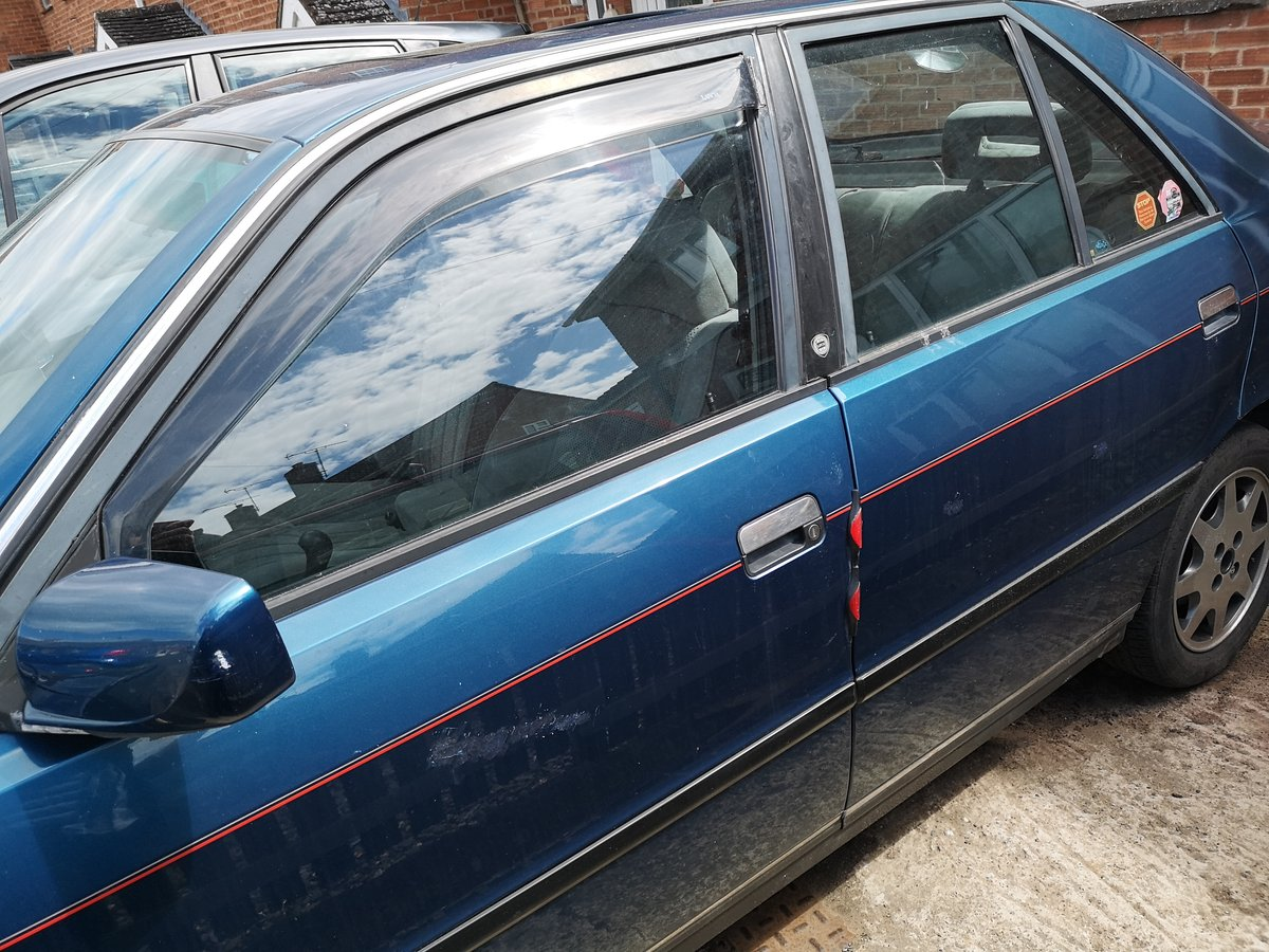 1990 Lancia Dedra for sale - perfect project For Sale (picture 2 of 6)