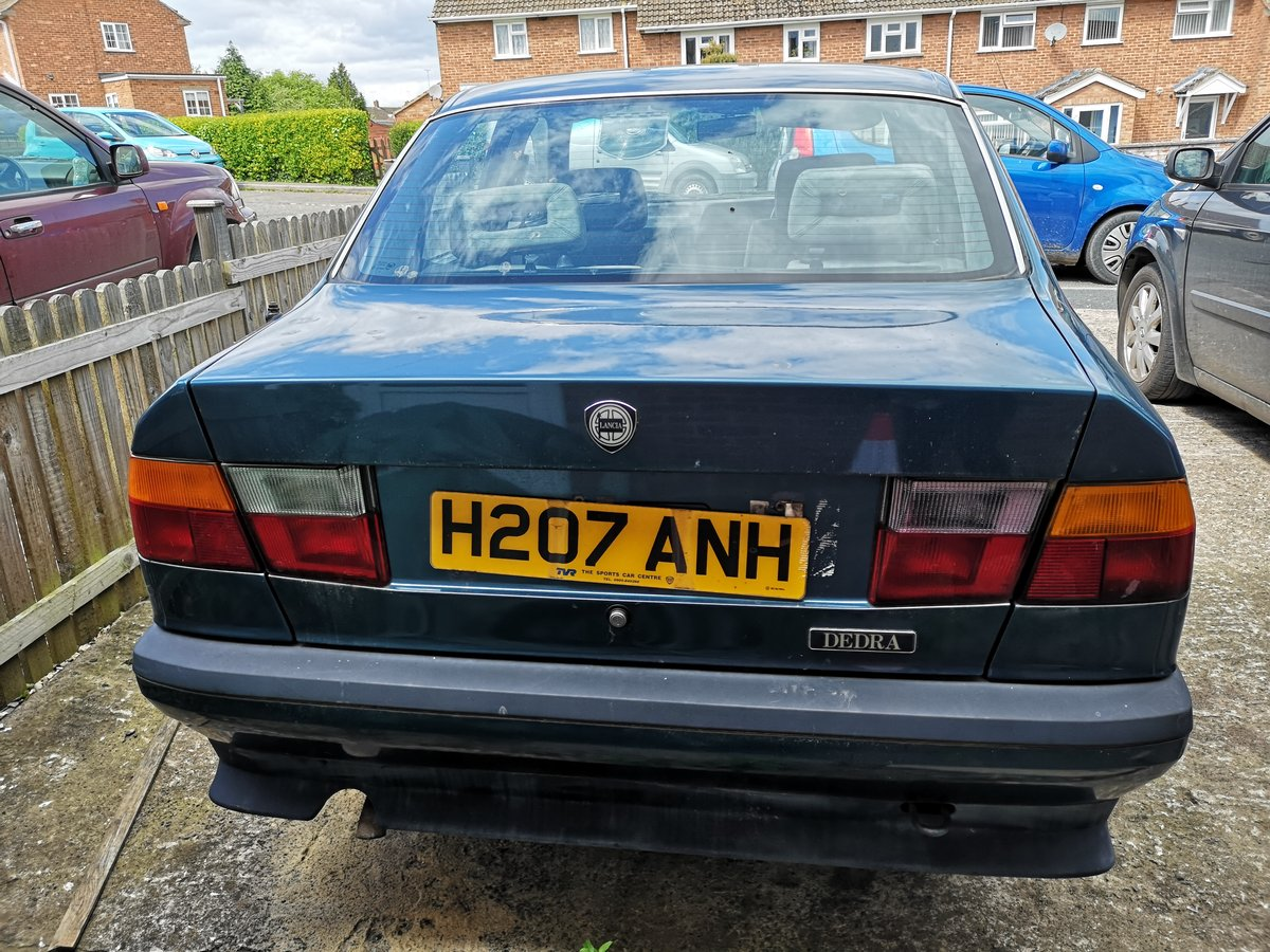 1990 Lancia Dedra for sale - perfect project For Sale (picture 3 of 6)