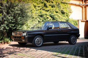 1988 Lancia Delta Integrale 8v - Time Warp Example - SH For Sale