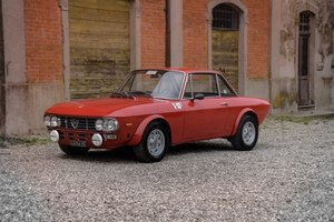 Lancia Fulvia Coupe HF Tribute / Series 2 LHD 1970 / Superb!