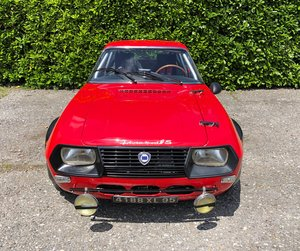 1970 Lancia Fulvia coupé  Zagato For Sale