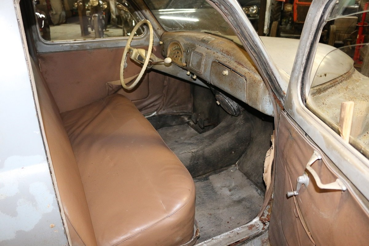 1958 LANCIA APPIA FURGONCINO For Sale (picture 3 of 6)