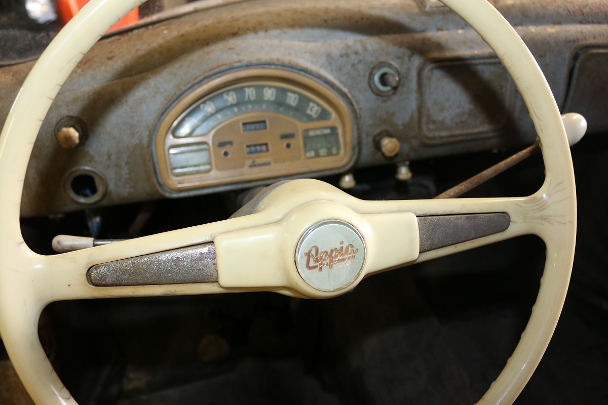 1958 LANCIA APPIA FURGONCINO For Sale (picture 6 of 6)