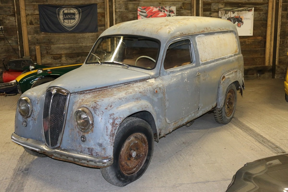 1958 LANCIA APPIA FURGONCINO For Sale (picture 1 of 6)