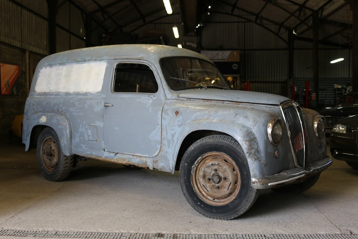1958 LANCIA APPIA FURGONCINO For Sale (picture 2 of 6)