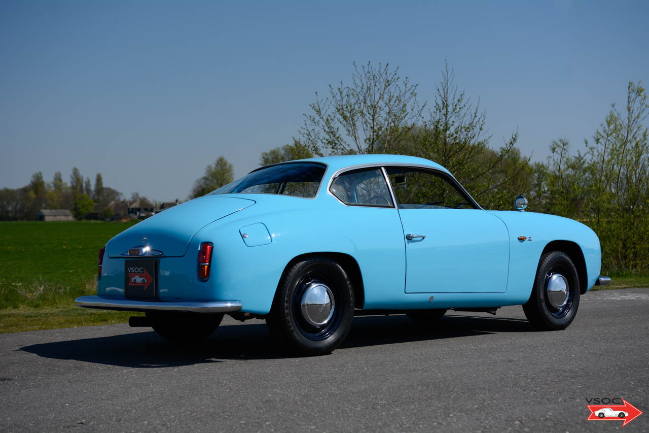 1962 Lancia Appia Sport Zagato very rare, in beautiful condition For Sale (picture 2 of 6)