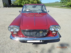 1963 Lancia Flavia Coupe (Extremely Rare) Now Sold For Sale
