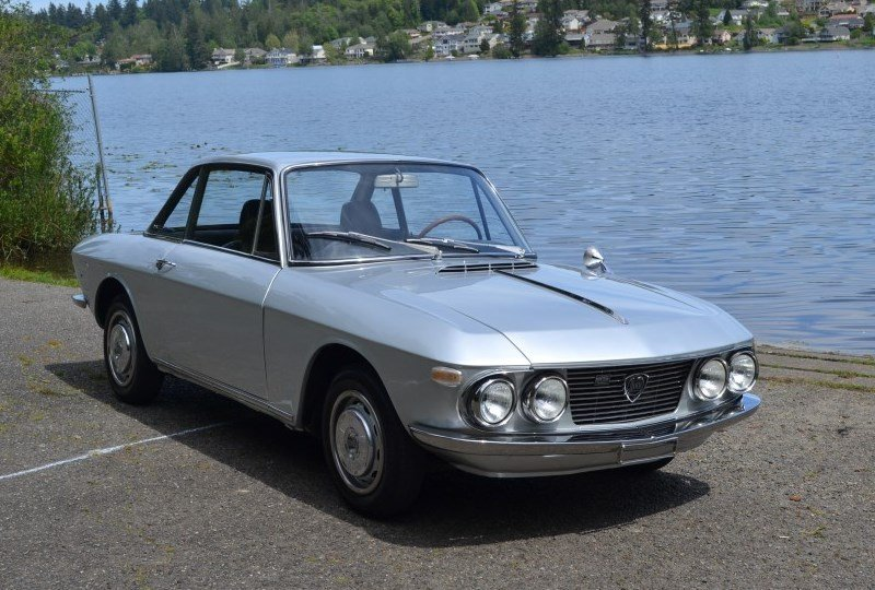1969 Lancia Fulvia 1.3 S For Sale (picture 1 of 6)