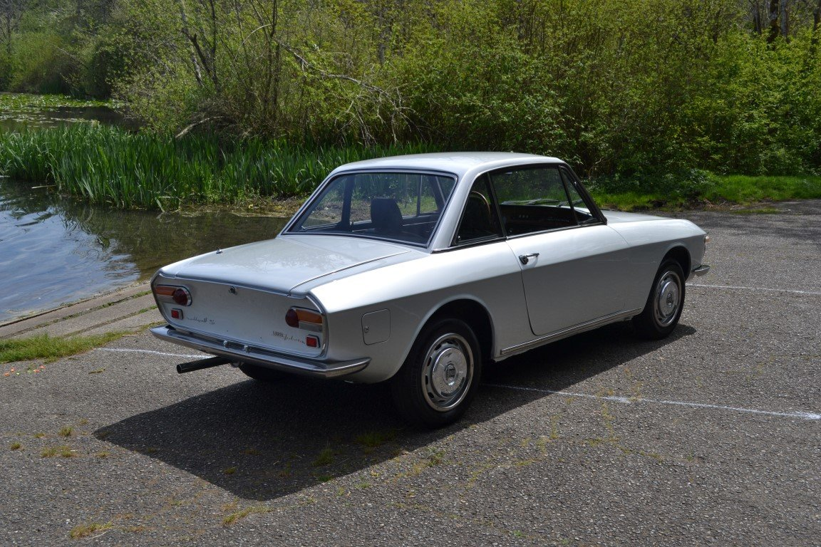 1969 Lancia Fulvia 1.3 S For Sale (picture 2 of 6)