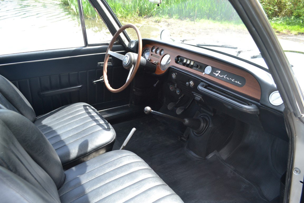 1969 Lancia Fulvia 1.3 S For Sale (picture 3 of 6)