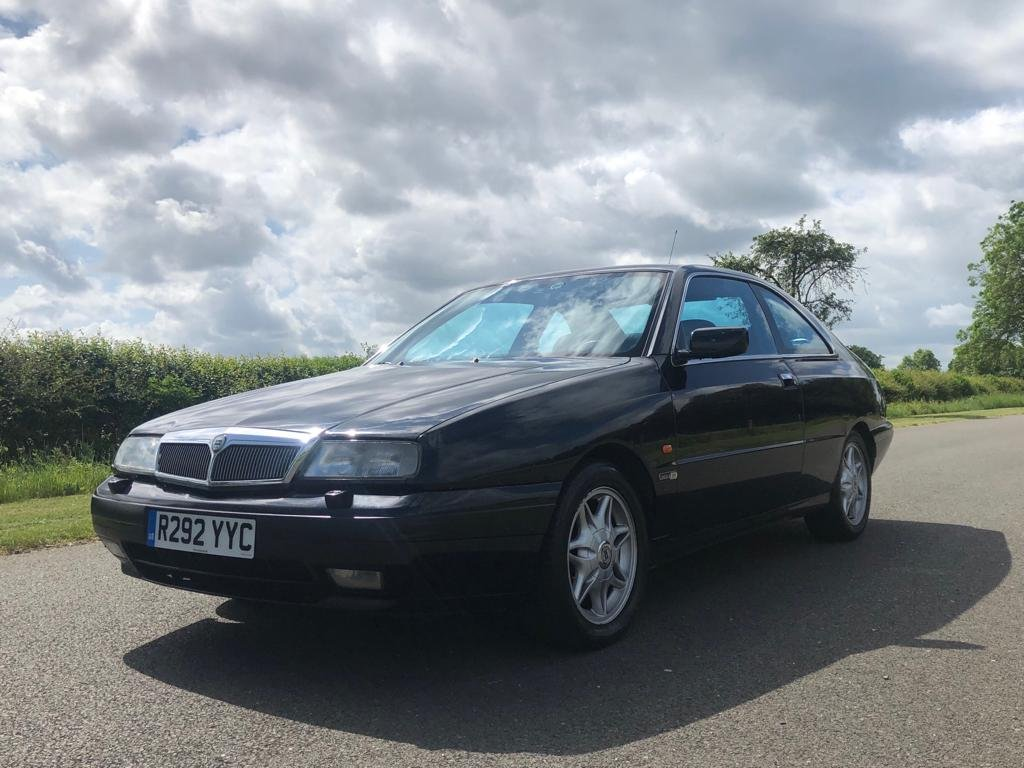 1997 Lancia Kappa Coupe 2.0 Turbo Left Hand Drive For Sale (picture 1 of 6)