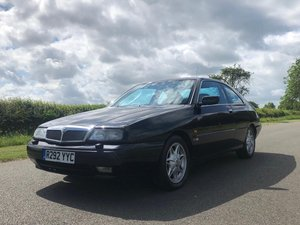 1997 Lancia Kappa Coupe 2.0 Turbo Left Hand Drive