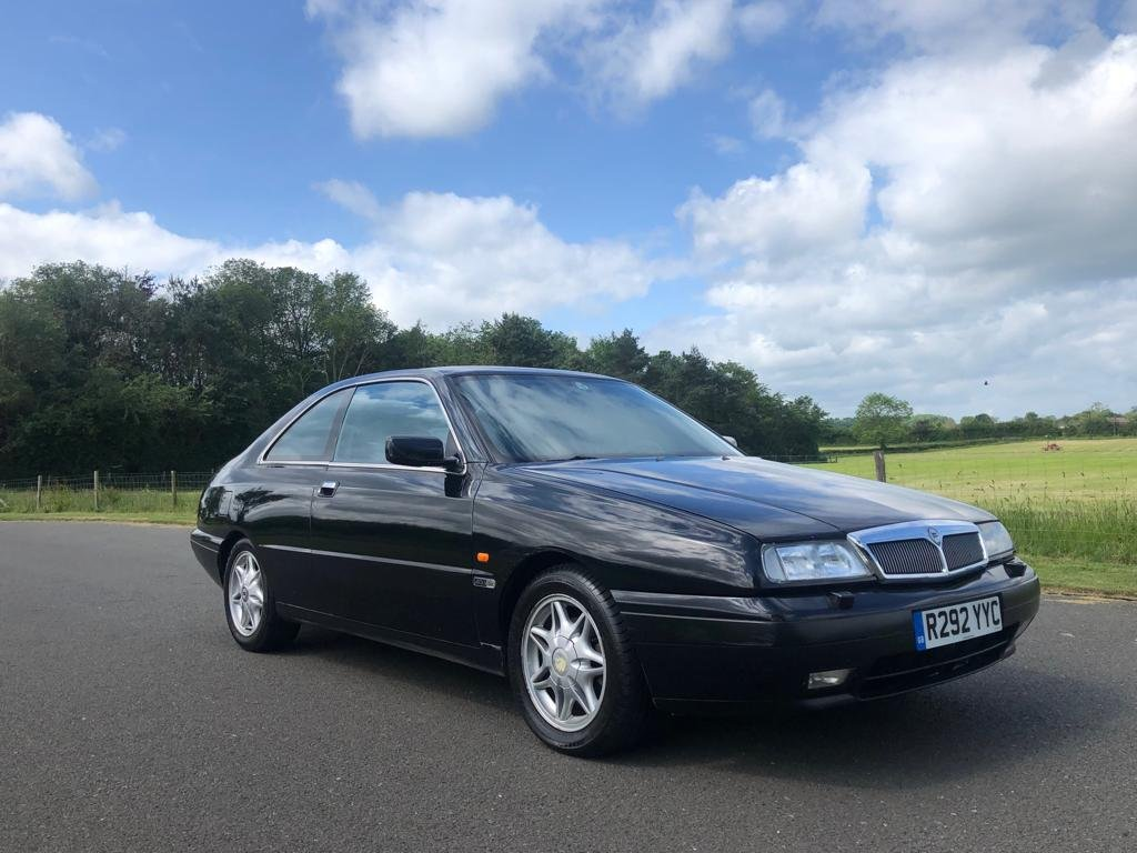 1997 Lancia Kappa Coupe 2.0 Turbo Left Hand Drive For Sale (picture 2 of 6)