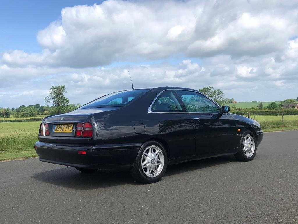 1997 Lancia Kappa Coupe 2.0 Turbo Left Hand Drive For Sale (picture 3 of 6)