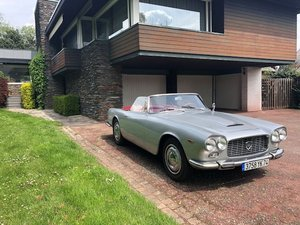 Lancia Flaminia 2.8 3C Touring Convertibile 1964 - LHD For Sale