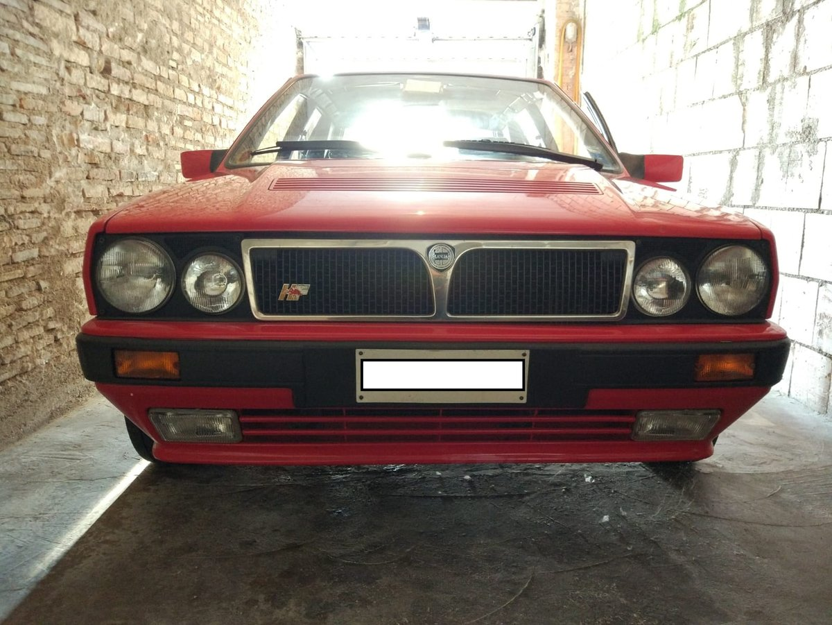 1992 Lancia Delta HF 1600 Turbo For Sale (picture 1 of 4)