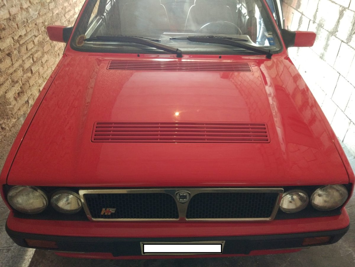 1992 Lancia Delta HF 1600 Turbo For Sale (picture 3 of 4)