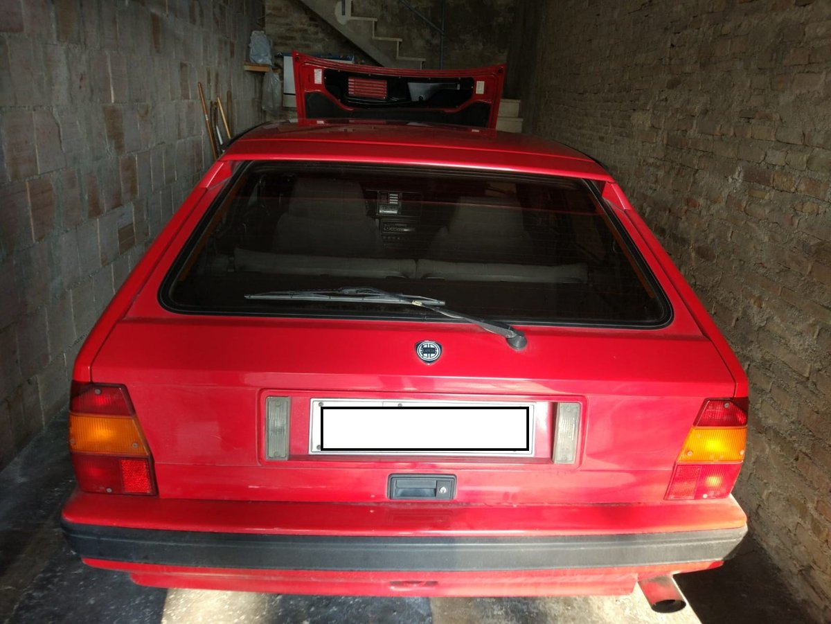 1992 Lancia Delta HF 1600 Turbo For Sale (picture 4 of 4)