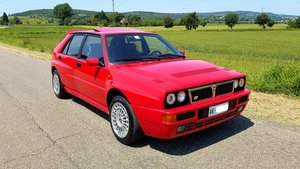 "1992 Lancia Delta Evoluzione  "" COMPLETLY ORIGINAL !! "" For Sale"