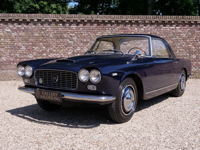 1966 Lancia Flaminia GTL 2.8 3C Touring Coupe only 300 made For Sale (picture 1 of 6)