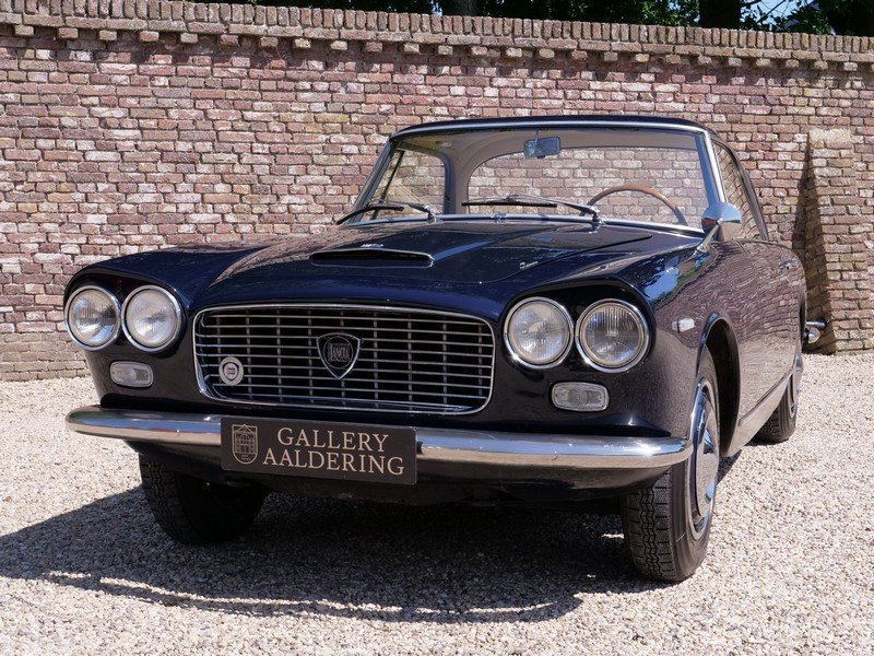 1966 Lancia Flaminia GTL 2.8 3C Touring Coupe only 300 made For Sale (picture 5 of 6)