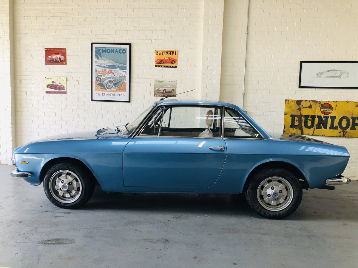 1975 UK RHD FULVIA S3 1300S COUPE - GREAT PRICE SOLD (picture 3 of 6)
