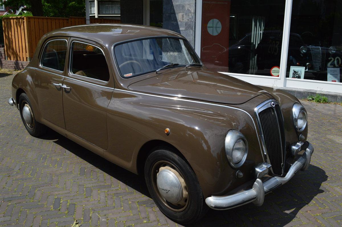 1952 LANCIA AURELIA B21 For Sale (picture 2 of 6)