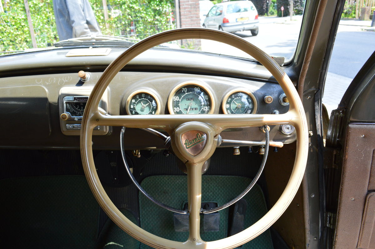 1952 LANCIA AURELIA B21 For Sale (picture 5 of 6)