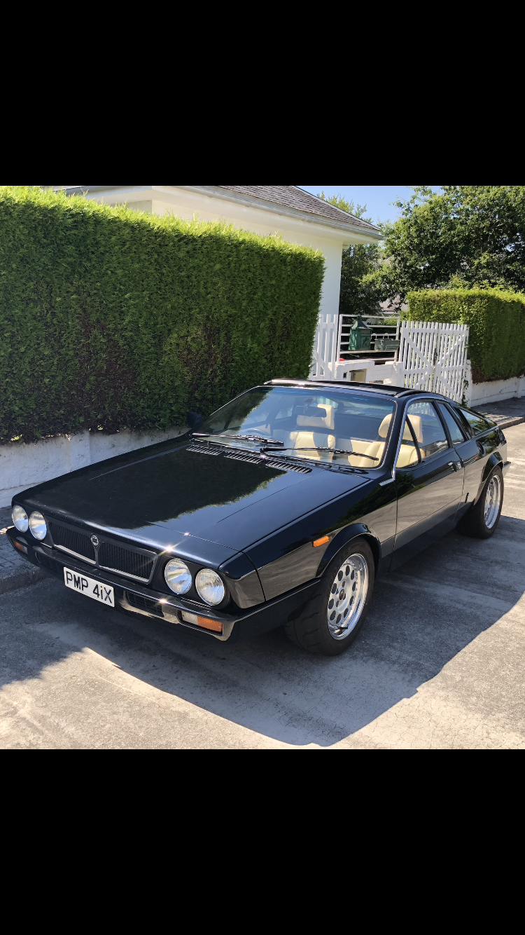 1982 Lancia Montecarlo spider s2 For Sale (picture 1 of 6)