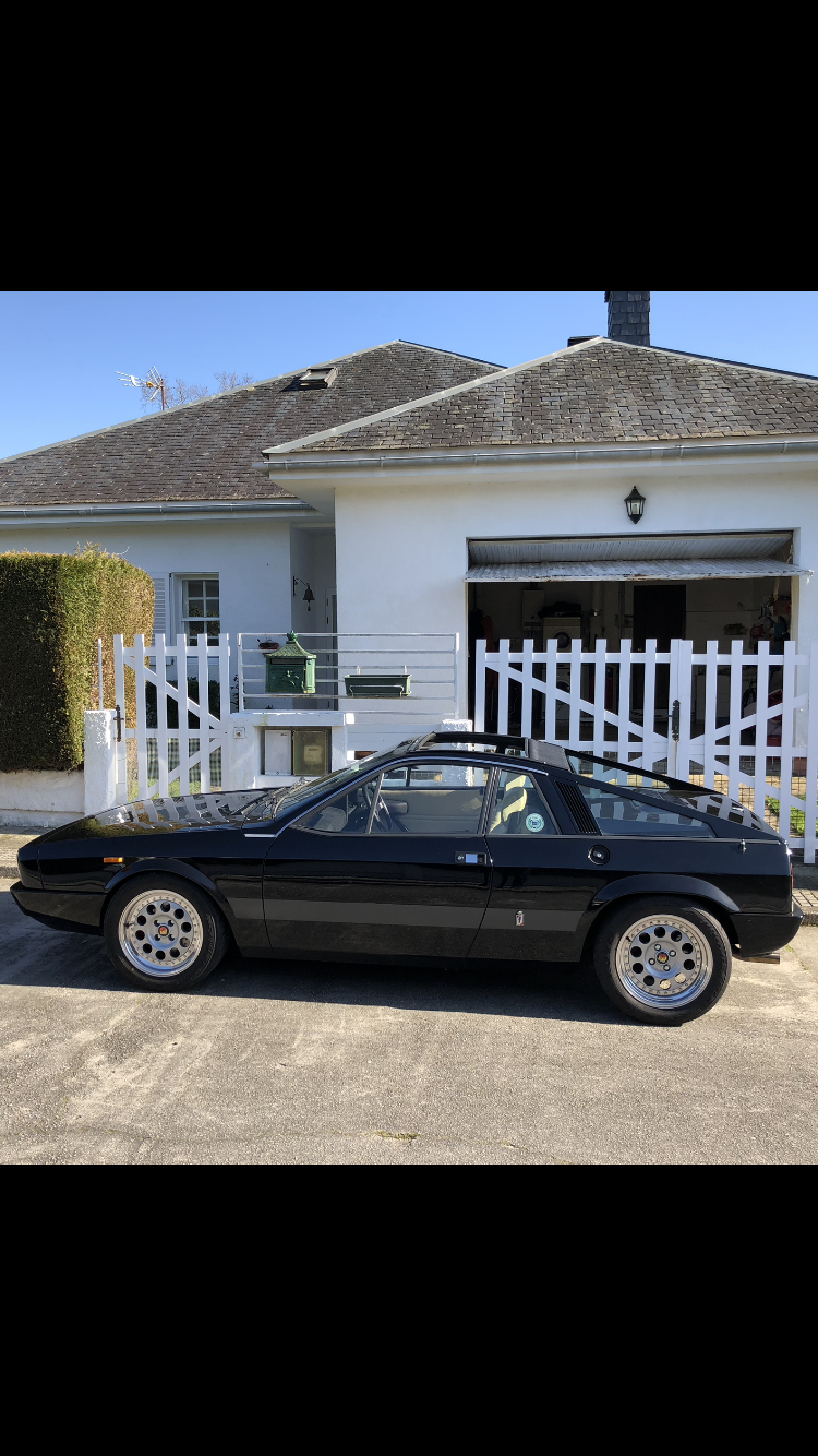 1982 Lancia Montecarlo spider s2 For Sale (picture 2 of 6)