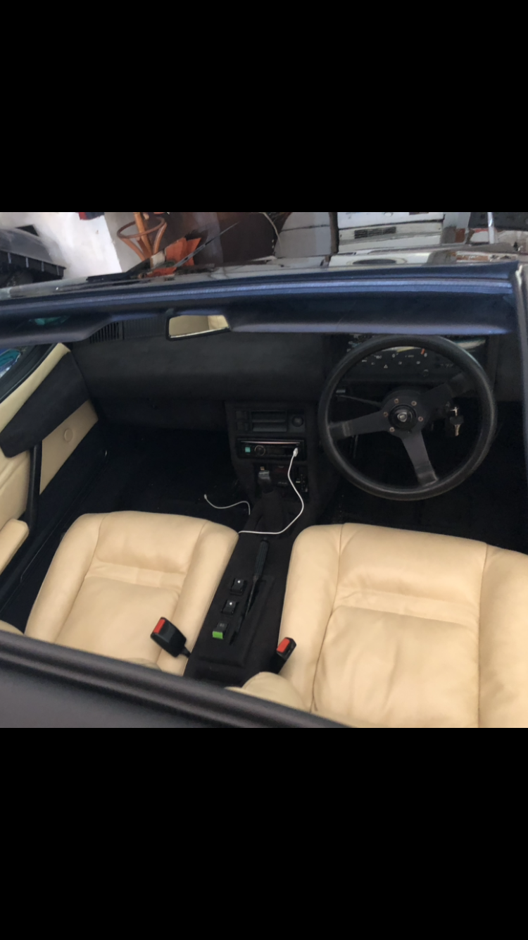 1982 Lancia Montecarlo spider s2 For Sale (picture 5 of 6)