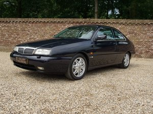 1999 Lancia Kappa Coupé 2.0 20V Turbo 2 owners from new, only 128 For Sale