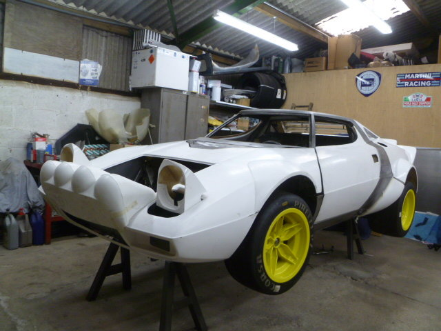 1974 Lancia Stratos For Sale (picture 1 of 6)