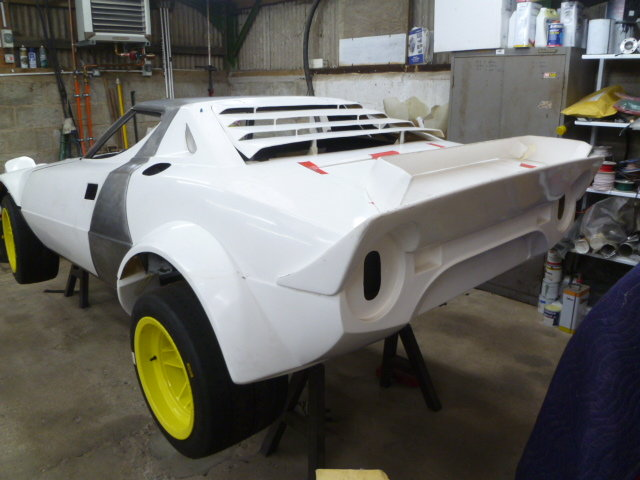 1974 Lancia Stratos For Sale (picture 3 of 6)