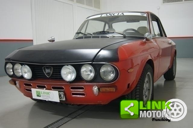 1973 Lancia Fulvia coupe' 1300 II serie  5 marce conservata  POS For Sale (picture 1 of 6)