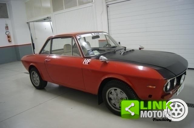 1973 Lancia Fulvia coupe' 1300 II serie  5 marce conservata  POS For Sale (picture 3 of 6)