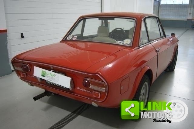 1973 Lancia Fulvia coupe' 1300 II serie  5 marce conservata  POS For Sale (picture 4 of 6)
