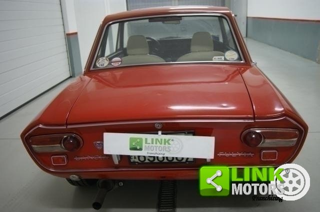 1973 Lancia Fulvia coupe' 1300 II serie  5 marce conservata  POS For Sale (picture 5 of 6)