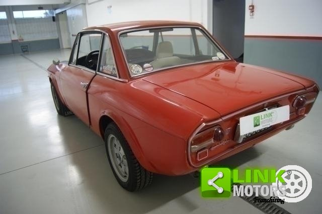 1973 Lancia Fulvia coupe' 1300 II serie  5 marce conservata  POS For Sale (picture 6 of 6)