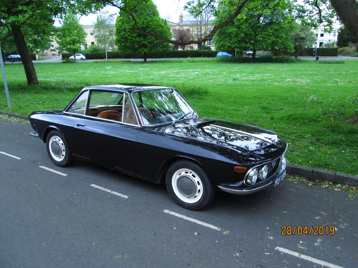 1966 Lancia Fulvia coupe For Sale (picture 1 of 6)