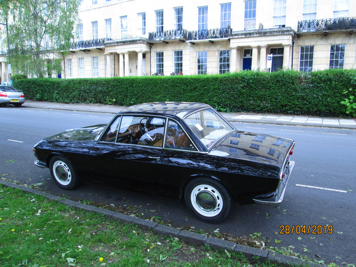 1966 Lancia Fulvia coupe For Sale (picture 2 of 6)