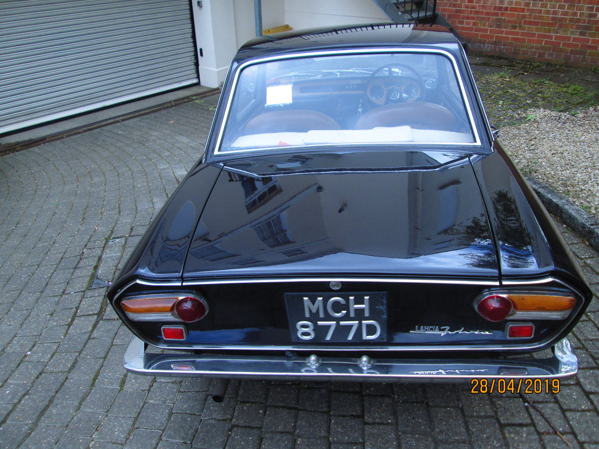 1966 Lancia Fulvia coupe For Sale (picture 3 of 6)