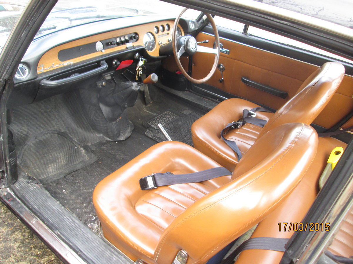 1966 Lancia Fulvia coupe For Sale (picture 5 of 6)