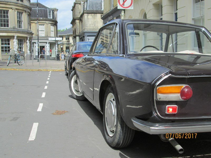 1966 Lancia Fulvia coupe For Sale (picture 6 of 6)