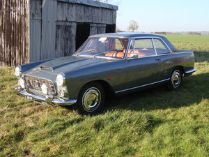 1960 Lancia Flaminia Pininfarina 2.5 Coupe Right Hand Drive For Sale