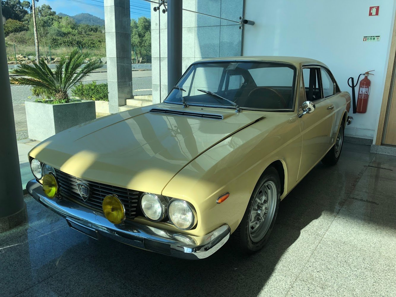 1969 Nice Flavia Coupe 2000 Pininfarina For Sale (picture 1 of 6)