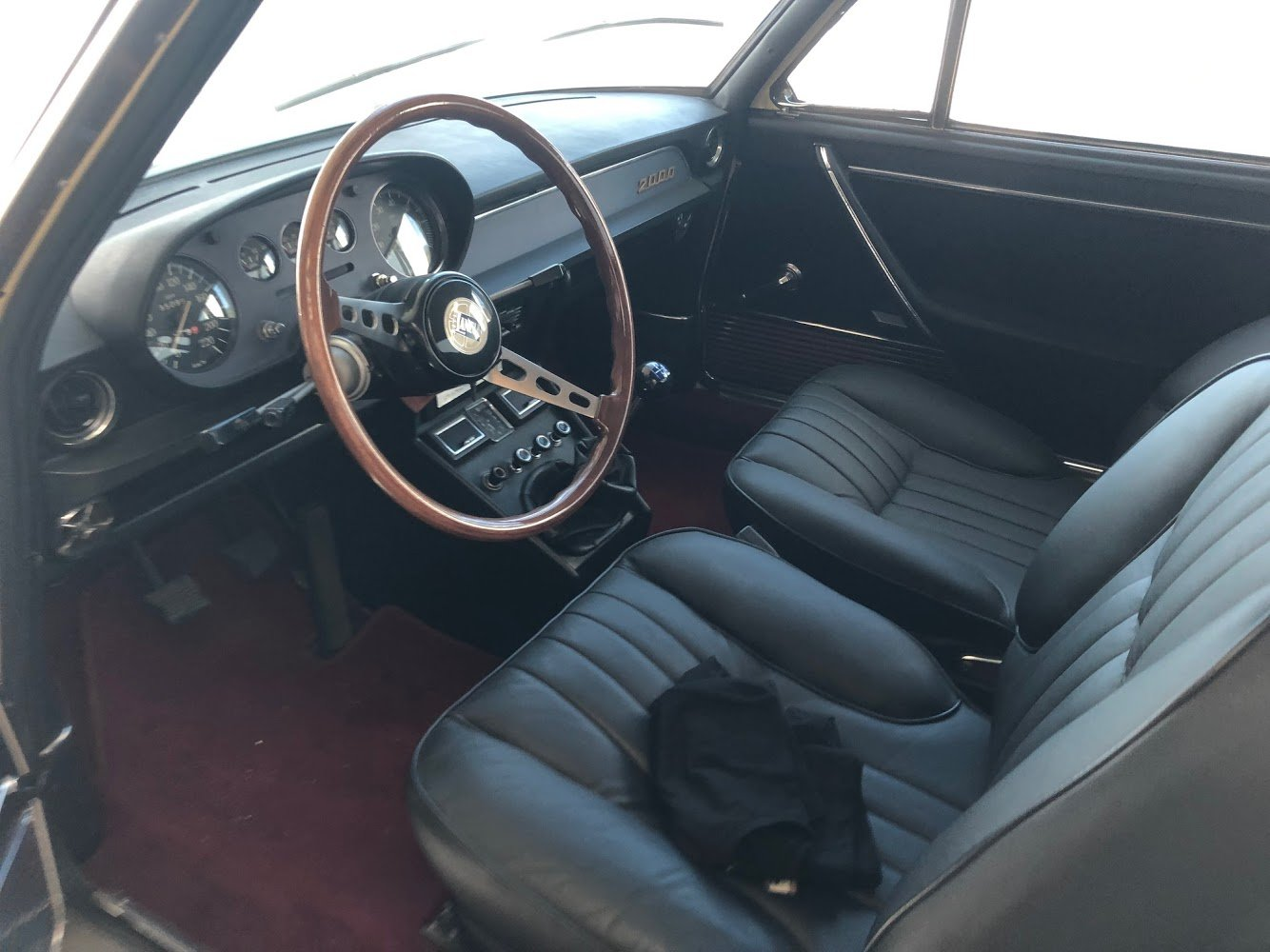 1969 Nice Flavia Coupe 2000 Pininfarina For Sale (picture 3 of 6)