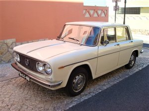 1971 Lancia Berlina 1.3 Series II