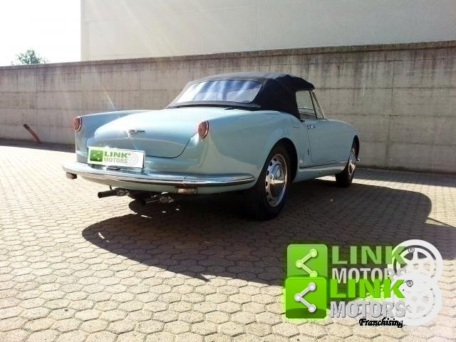 1958 LANCIA AURELIA B24 CONVERTIBILE TERZA SERIE POSSIBILITA' DI For Sale (picture 4 of 6)